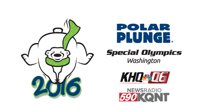 2016 Polar Plunge for Special Olympic Washington