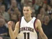 Andrew Sorenson began his career at GU in the student section.  Now he's playing on a full-ride scholarship. (Photo: KHQ)
