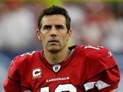 Warner's gone from being benched in favor of Josh McCown and Matt Leinart, to playing in yet another Super Bowl.