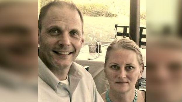 John Marshall and his wife Suzan