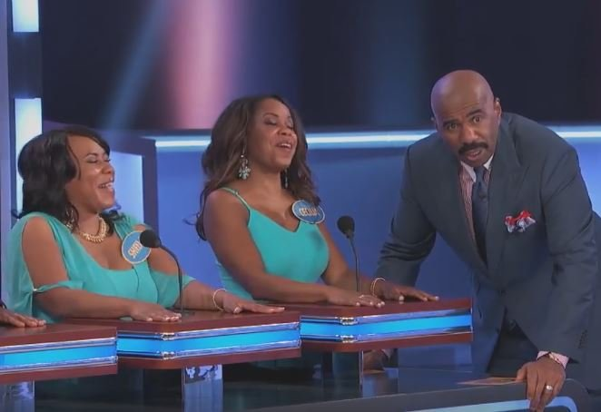 'Family Feud' contestant sends Steve Harvey over the edge