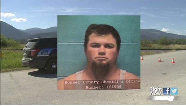 """""""I killed somebody,"""" Goulette told KHQ from behind bars."""