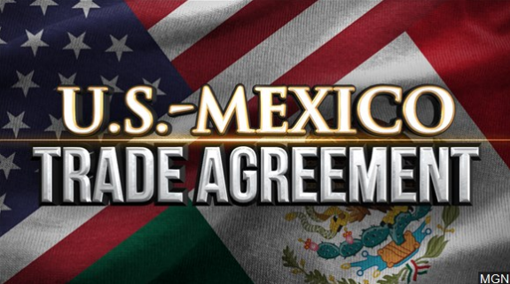 Nafta Is Being Renamed Us Mexico Trade Agreement Spokane North
