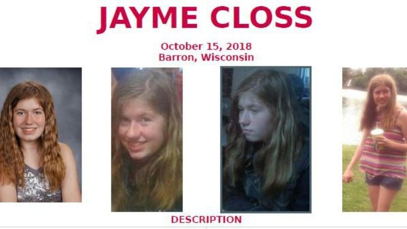 jayme closs found - photo #22