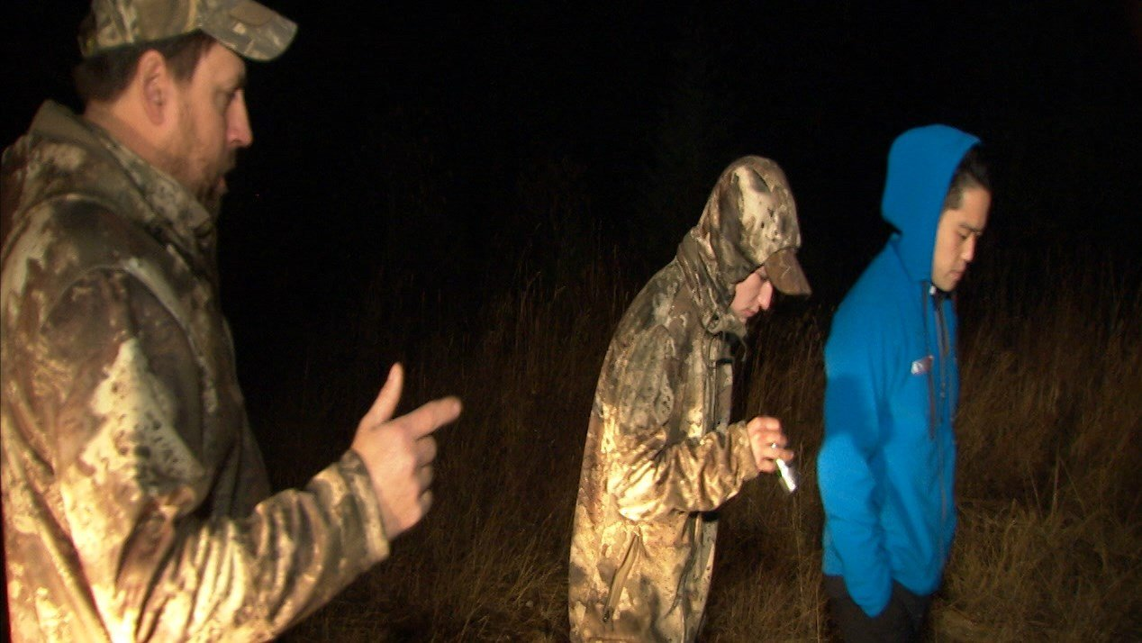 Ryle Gordon and Chris Trumbich recount how they found Kathryn 'Katie' Ogle, an Idaho teenager who was reported missing by the Kootenai County Sheriff's Office last Friday.