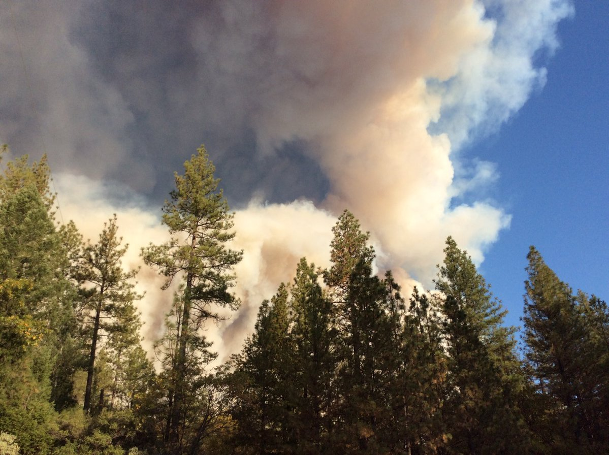 Courtesy of CAL FIRE Butte Unit