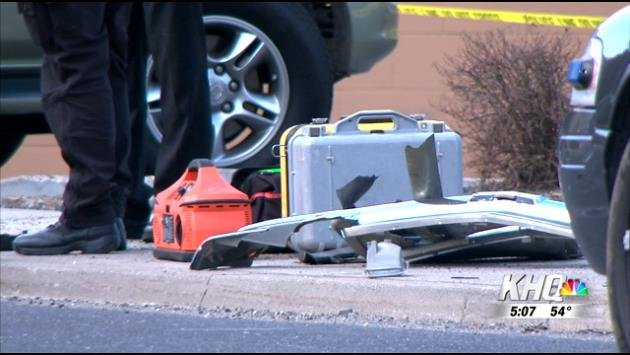 Man Had Medical Incident After Foot Chase Wednesday