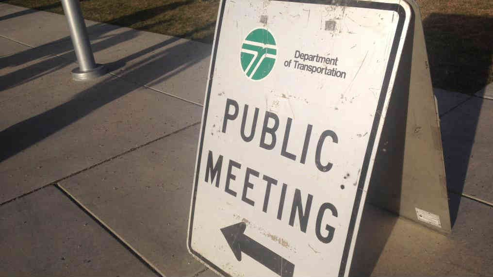 WS-DOT holds an open house about future construction