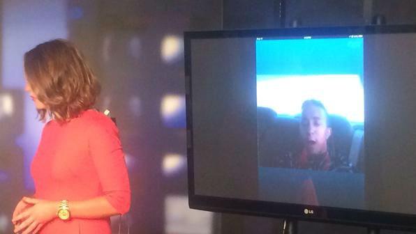 Ezra Dolezal speaks to KHQ via Skype about his sister, Rachel Dolezal